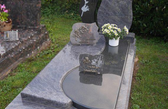 Marbrerie, monuments et articles funéraires